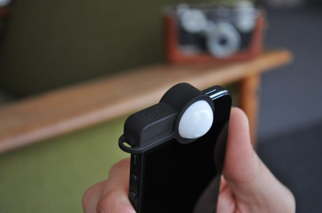 Professional Photography Light Meter on Your iPhone?